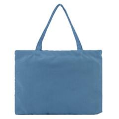 Trendy Basics   Trend Color Niagara Medium Zipper Tote Bag