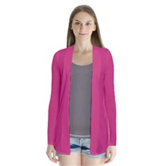 Trendy Basics   Trend Color Pink Yarrow Cardigans