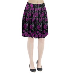 Floral Dreams 12 A Pleated Skirt