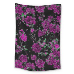 Floral Dreams 12 A Large Tapestry