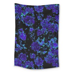 Floral Dreams 12 B Large Tapestry