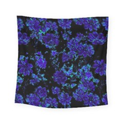 Floral Dreams 12 B Square Tapestry (small)