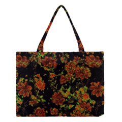 Floral Dreams 12 C Medium Tote Bag