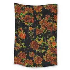 Floral Dreams 12 C Large Tapestry