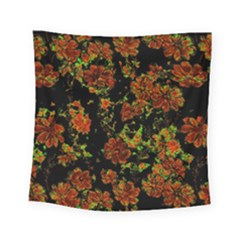 Floral Dreams 12 C Square Tapestry (small)