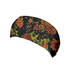 Floral Dreams 12 C Yoga Headband