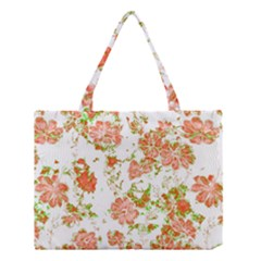Floral Dreams 12 D Medium Tote Bag