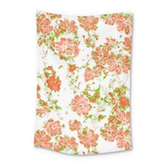 Floral Dreams 12 D Small Tapestry
