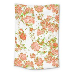 Floral Dreams 12 D Large Tapestry