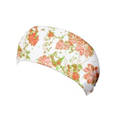 Floral Dreams 12 D Yoga Headband