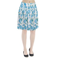 Floral Dreams 12 E Pleated Skirt
