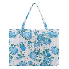 Floral Dreams 12 E Medium Tote Bag