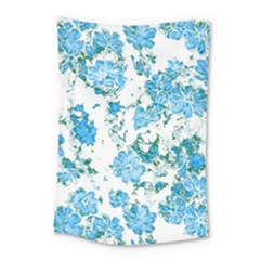 Floral Dreams 12 E Small Tapestry