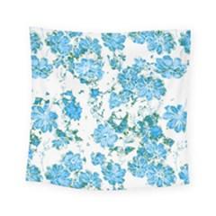 Floral Dreams 12 E Square Tapestry (small)