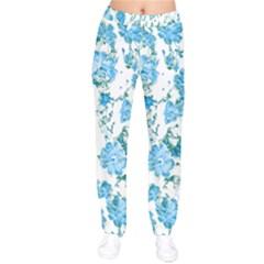 Floral Dreams 12 E Drawstring Pants