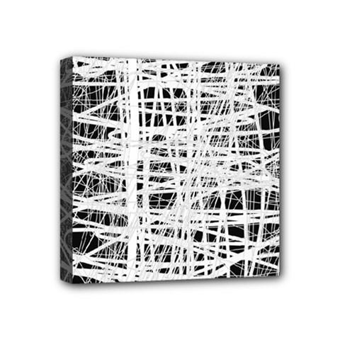 Art Mini Canvas 4  x 4