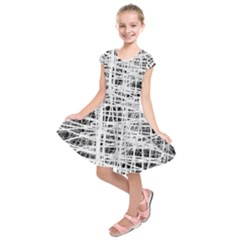 Art Kids  Short Sleeve Dress