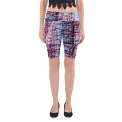 Art Yoga Cropped Leggings