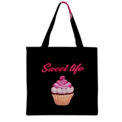 Sweet Life Grocery Tote Bag