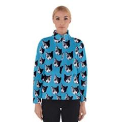 Cat pattern Winterwear