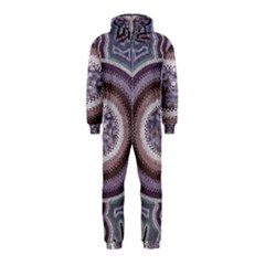 Spirit Of The Child Australian Aboriginal Art Hooded Jumpsuit (Kids)