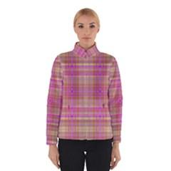 Plaid design Winterwear