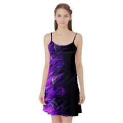 Fire Satin Night Slip