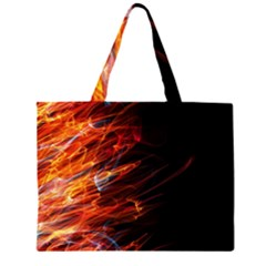 Fire Large Tote Bag