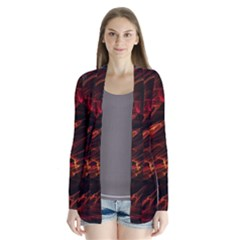 Fire Cardigans