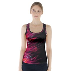 Fire Racer Back Sports Top
