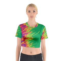 Fire Cotton Crop Top