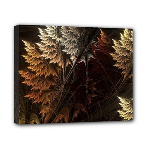Fractalius Abstract Forests Fractal Fractals Canvas 10  x 8