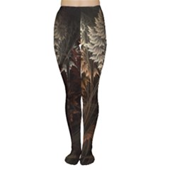 Fractalius Abstract Forests Fractal Fractals Women s Tights