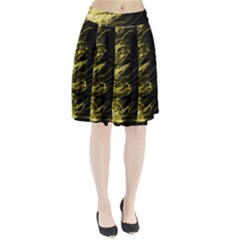 Fire Pleated Skirt