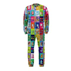 Exquisite Icons Collection Vector OnePiece Jumpsuit (Kids)