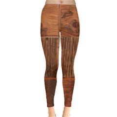Barnwood Unfinished Leggings