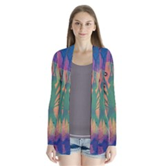 Background Colorful Bugs Cardigans