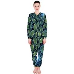 Blue Lotus OnePiece Jumpsuit (Ladies)