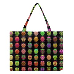 Beetles Insects Bugs Medium Tote Bag