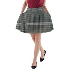 Building Pattern A-Line Pocket Skirt