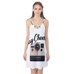 Say Cheese Camis Nightgown