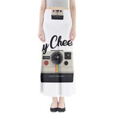 Say Cheese Maxi Skirts