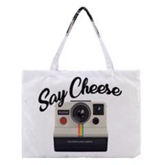 Say Cheese Medium Tote Bag