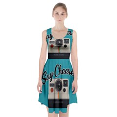 Say Cheese Racerback Midi Dress
