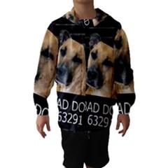 Bed dog Hooded Wind Breaker (Kids)