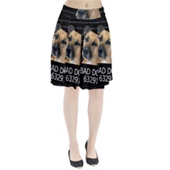 Bed dog Pleated Skirt