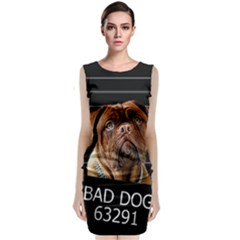 Bed dog Classic Sleeveless Midi Dress