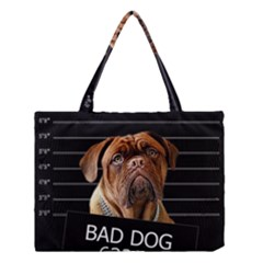Bed dog Medium Tote Bag
