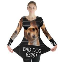 Bad dog Long Sleeve Tunic