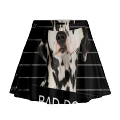 Bad dog Mini Flare Skirt